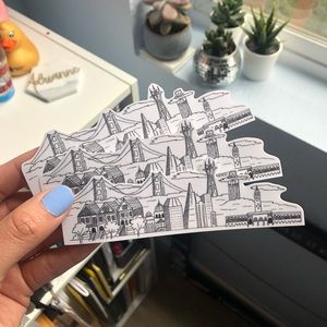 sf sticker